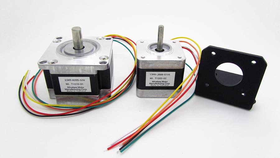 Stepper Motor Family Slide