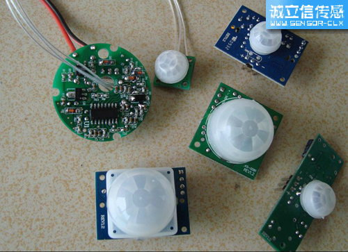 Arduino erkennt Bewegung mittels PIR