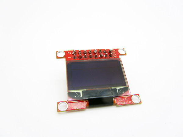 OLED 0.96 double color arduino supported 2