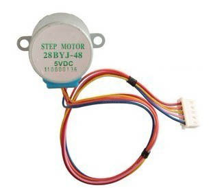 5V 4-phase 5-wire stepper motor gear motor 28BYJ-48-5V