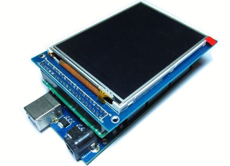 Edl arduino convert shield for lcd display type