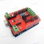 Arduino Servo+Wireless Expansion Shield 02