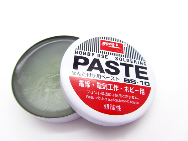 Hobby Use Soldering Paste Flux Goot 1