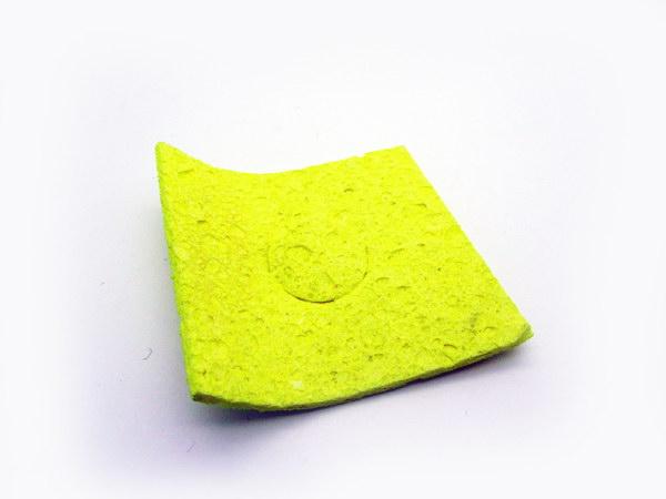 Soldering Iron Tip Sponge 2