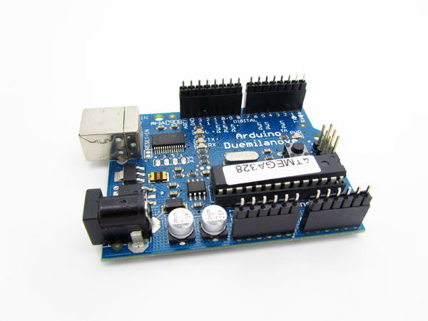 Design a simple arduino shield electrodragon