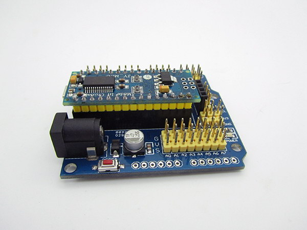 Arduino uno vs nano power consumption