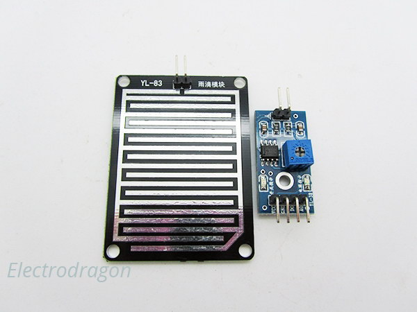 Water drop Rain Sensor