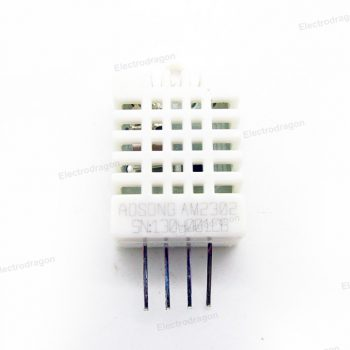 DHT22 Digital Humidity and Temperature Sensor (AM2302)