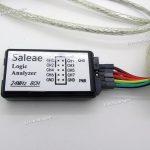 Saleae USB Logic Analyzer 24M 8-Channel 2