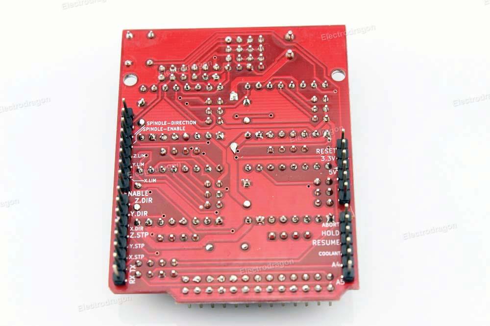 Arduino Motor/Stepper/Servo Shield - Elecrow