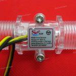Liquid Flow Sensor, Turbine Meter