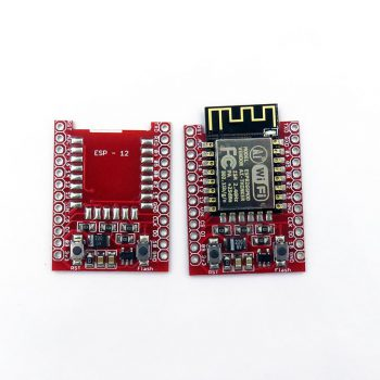 esp8266 smd adapter board 02