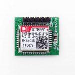 SIM800C dev board 01