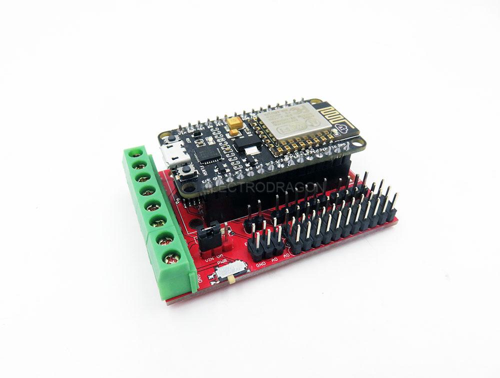 Nodemcu Motor Shield Schematic Project Incubator